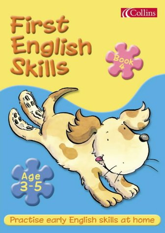 9780007135141: First English Skills 3-5 (4) - Book 4: Bk. 4