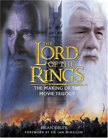 9780007135677: The Lord of The Rings: The Making of the Movie Trilogy