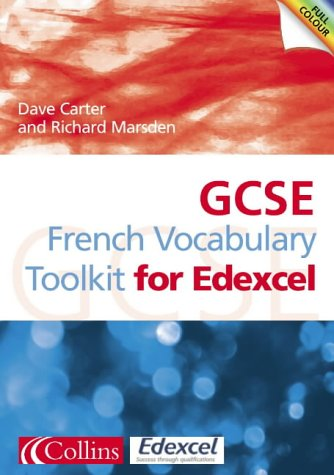 9780007135813: GCSE French Vocabulary Learning Toolkit for Edexcel: Edexcel Edition
