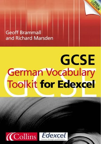 9780007135820: GCSE German Vocabulary Learning Toolkit: Edexcel Edition