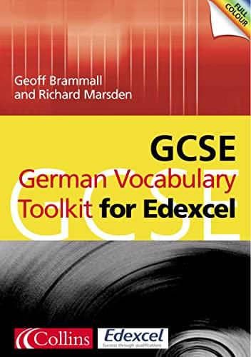 9780007135820: GCSE German Vocabulary Learning Toolkit: Edexcel Edition