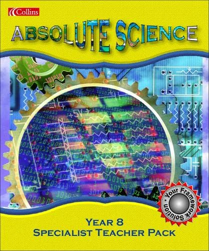 9780007135936: Absolute Science: Year 8 Specialist Teacher's Pack