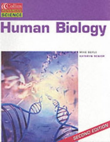 9780007135998: Human Biology (Collins Advanced Science)