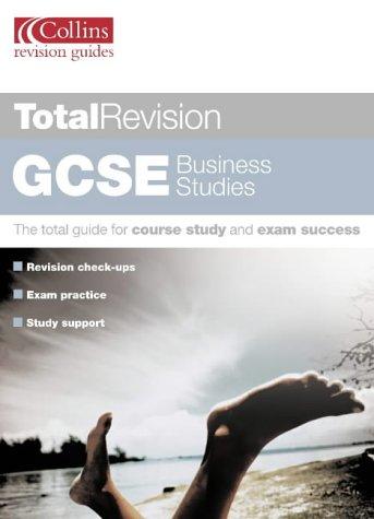 9780007136230: GCSE Business Studies (Total Revision)