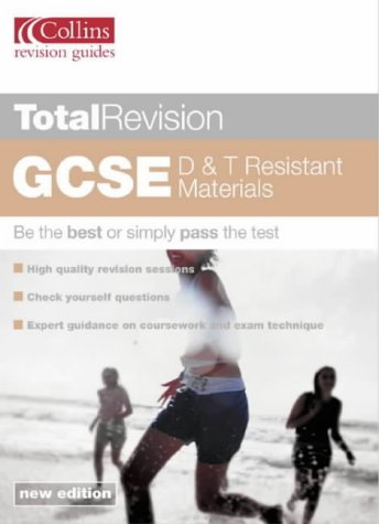 9780007136247: GCSE D and T: Resistant Materials (Total Revision)