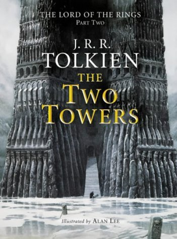 9780007136568: The Two Towers - hardback