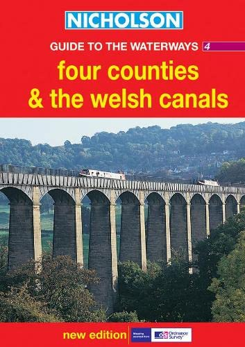 9780007136674: Nicholson Guide to the Waterways 4: Four Counties and the Welsh Canals (Waterways Guides) (No.4)