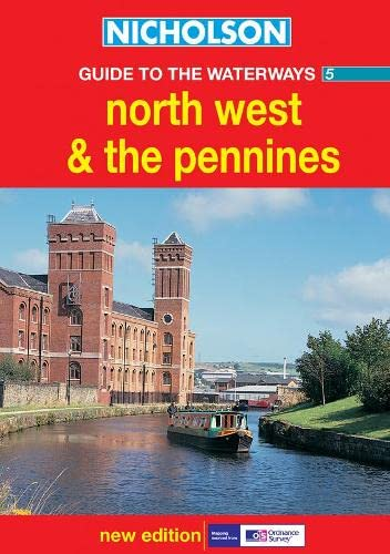 9780007136681: North West and the Pennies (Nicholson Guide to the Waterways) (No.5)