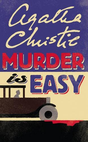 9780007136827: Murder Is Easy