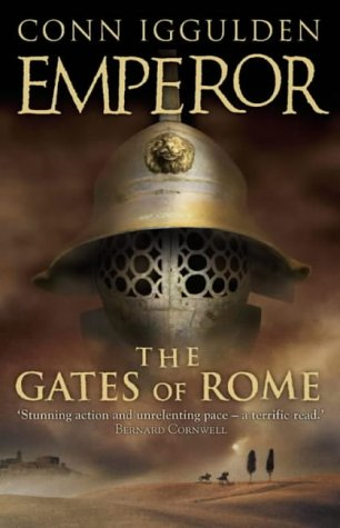 9780007136896: The Gates of Rome (Emperor Series)