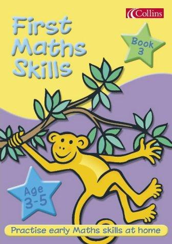 9780007136995: First Maths Skills 3–5 (3) – Book 3: Bk. 3