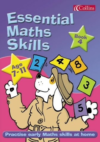 9780007137060: Essential Maths Skills 7-11: Bk. 4