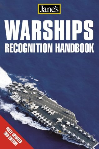 9780007137220: Warships Recognition Handbook (Jane's) (Jane's Recognition Guides)