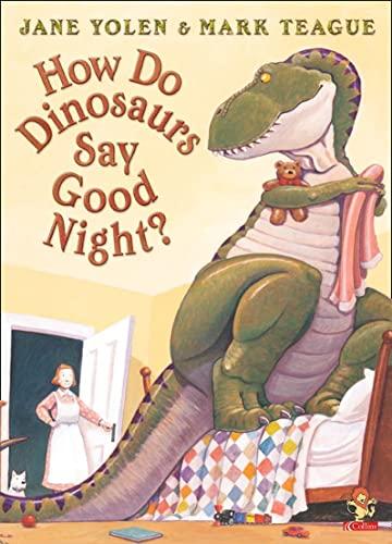 9780007137282: How Do Dinosaurs Say Good Night?