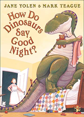 9780007137282: How Do Dinosaurs Say Good Night?