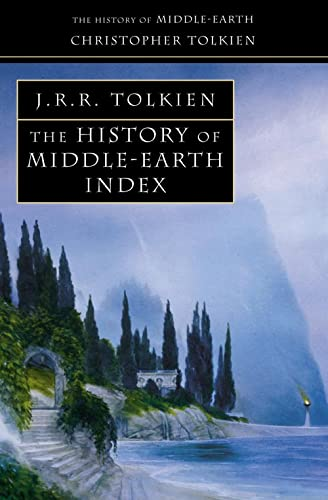 The History of Middle-Earth - Index (Paperback): Christopher Tolkien