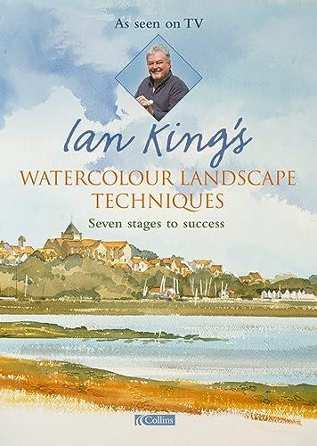 9780007137459: Ian King's Watercolour Landscape Techniques