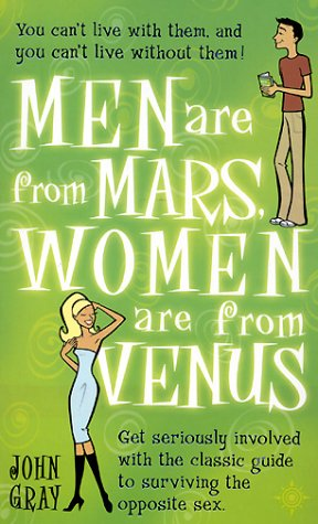 9780007137466: Men Are from Mars, Women Are from Venus: A Practical Guide for Improving Communication and Getting W