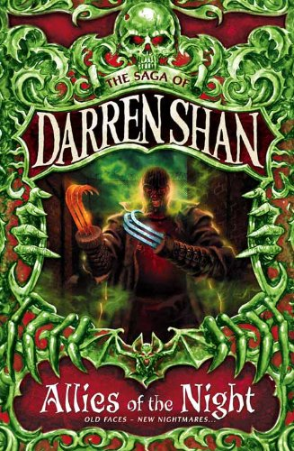 9780007137800: Allies of the Night (The Saga of Darren Shan, Book 8)