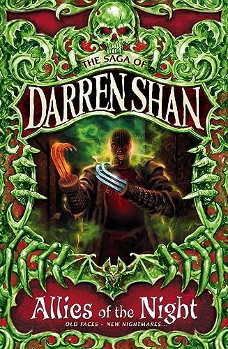 9780007137800: Allies of the Night: The Saga of Darren Shan Book 8