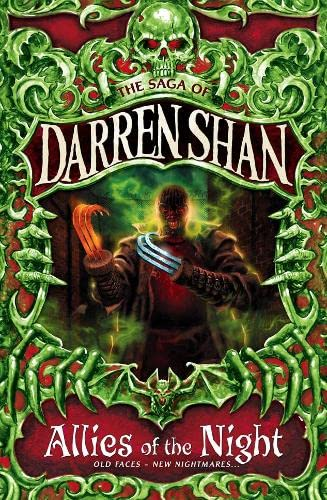Allies of the Night : The Saga of Darren Shan Book 8