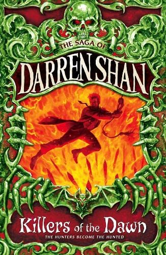 9780007137817: Killers of the Dawn (The Saga of Darren Shan, Book 9)