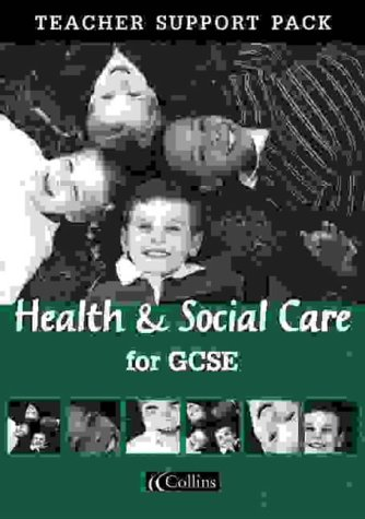 9780007138142: Vocational GCSE - Health and Social Care for GCSE Teacher Support Pack: Teacher's Resource Pack