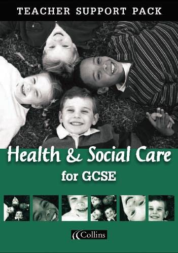 9780007138142: Health and Social Care for GCSE: Teacher's Resource Pack (Vocational GCSE)