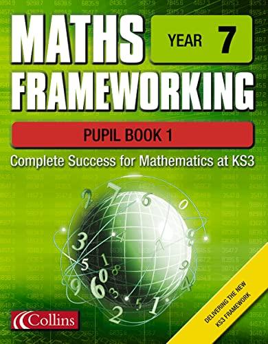 9780007138555: Maths Frameworking: Year 7