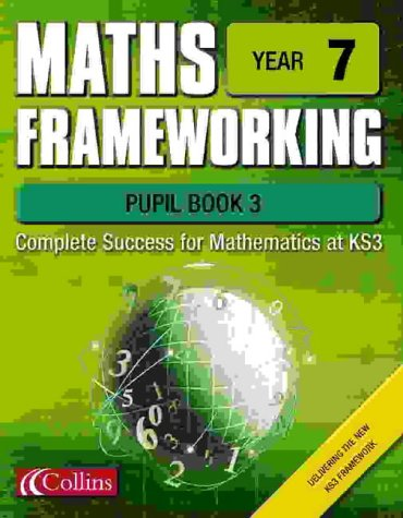 9780007138579: Maths Frameworking: Year 7