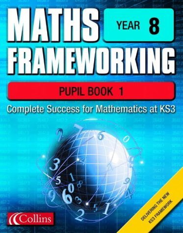 9780007138586: Maths Frameworking - Year 8 Pupil Book 1