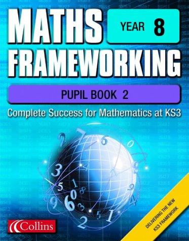 9780007138593: Maths Frameworking: Year 8