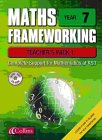 9780007138623: Maths Frameworking - Year 7 Teacher's Pack 1