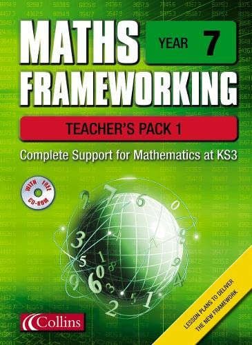 9780007138623: Maths Frameworking: Year 7