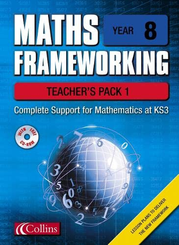 9780007138647: Maths Frameworking: Year 8