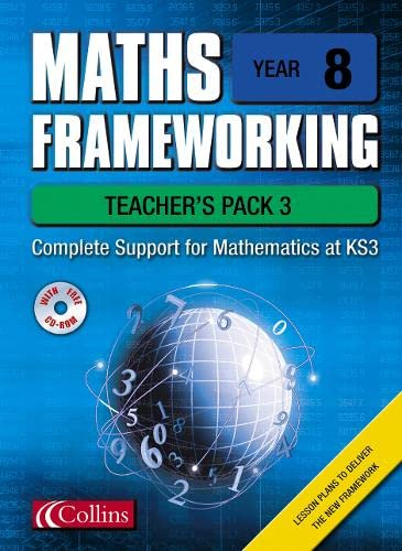 9780007138654: Maths Frameworking: Year 8
