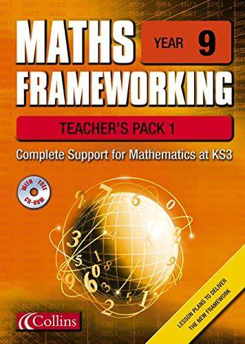 9780007138661: Maths Frameworking: Year 9 (Framework Maths)