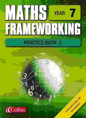 9780007138708: Maths Frameworking - Year 7 Practice Book 3