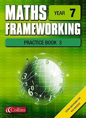 9780007138708: Maths Frameworking: Year 7