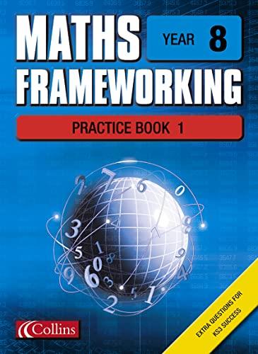 9780007138715: Maths Frameworking - Year 8 Practice Book 1