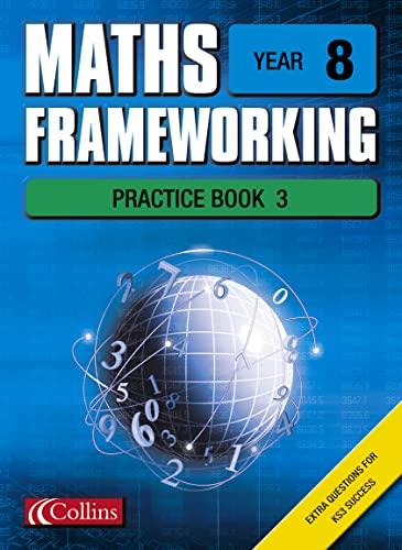 9780007138722: Maths Frameworking - Year 8 Practice Book 3