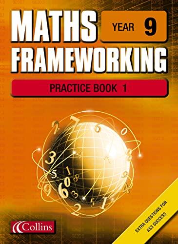 9780007138739: Maths Frameworking - Year 9 Practice Book 1