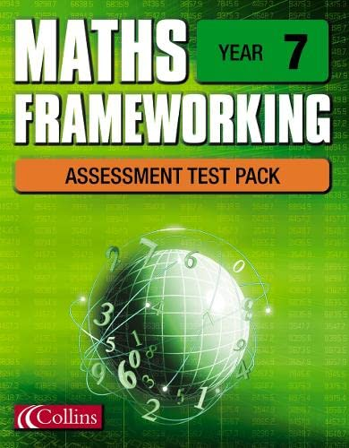 9780007138753: Maths Frameworking: Year 7
