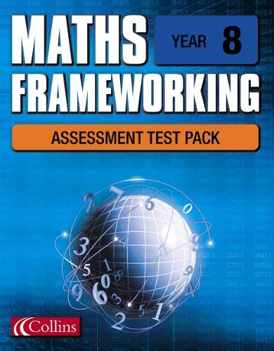 9780007138760: Maths Frameworking ? Year 8 Assessment Test Pack