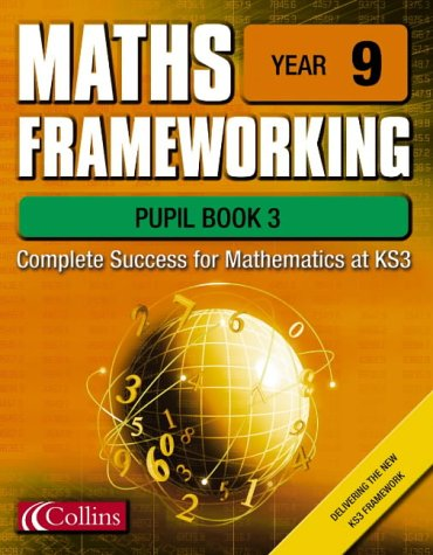 9780007138784: Maths Frameworking: Year 9