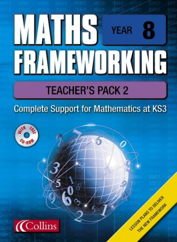 9780007138807: Maths Frameworking - Year 8 Teacher's Pack 2