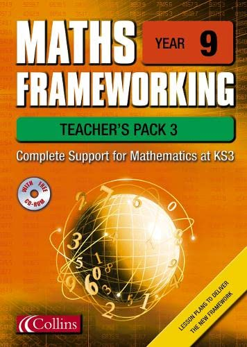 9780007138814: Maths Frameworking: Year 9 (Framework Maths)