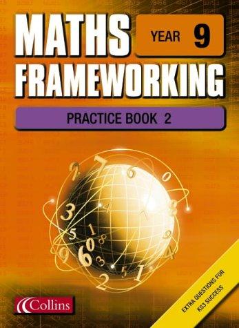 9780007138838: Maths Frameworking - Year 9 Practice Book 2