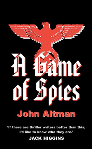 9780007138869: A Game of Spies