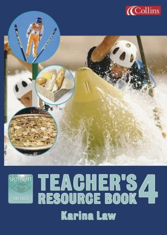 9780007138999: Spotlight on Fact: Teacher's Resource Book with Copymasters Y4